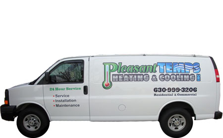 furnace air conditioning repair van yorkville il