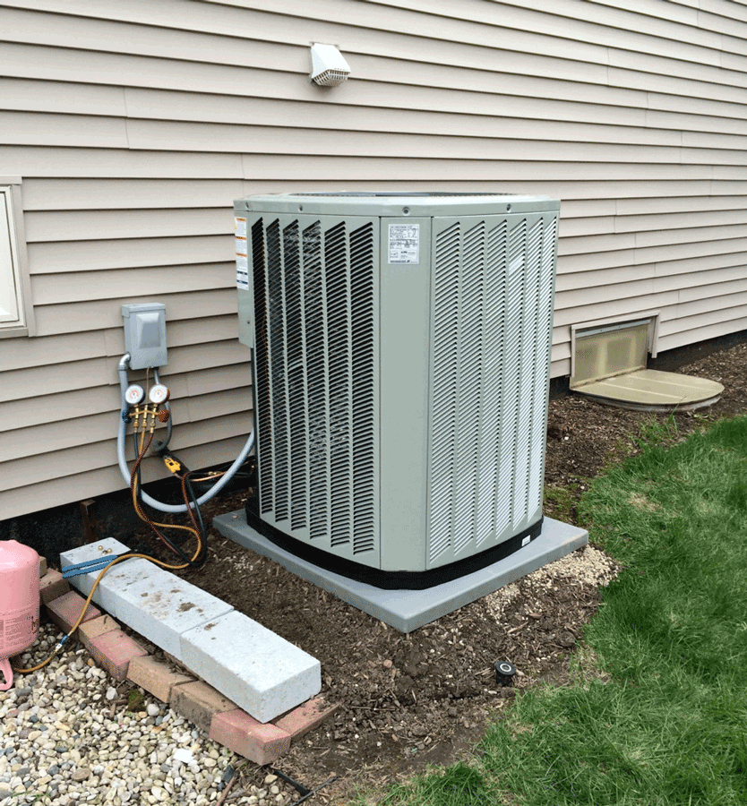 Hvac Contractor Yorkville Il Pleasant Temps Heating