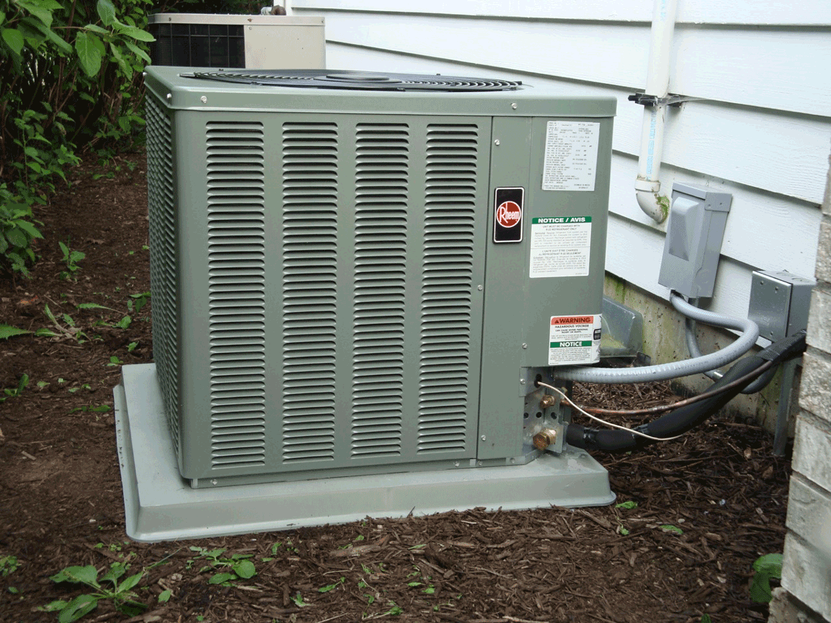 air conditioning repair oswego il