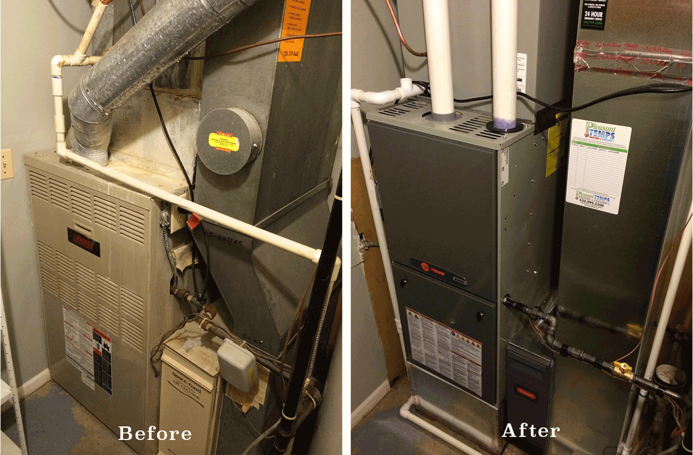 furnace repair plainfield il