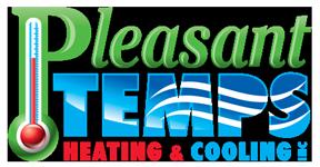Pleasant Temps logo